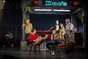 West Side Story:  Doc's drug store